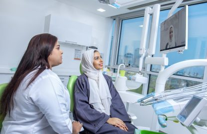 Rekha -Laser treatment