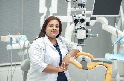 Root Canal Treatment in Sharjah