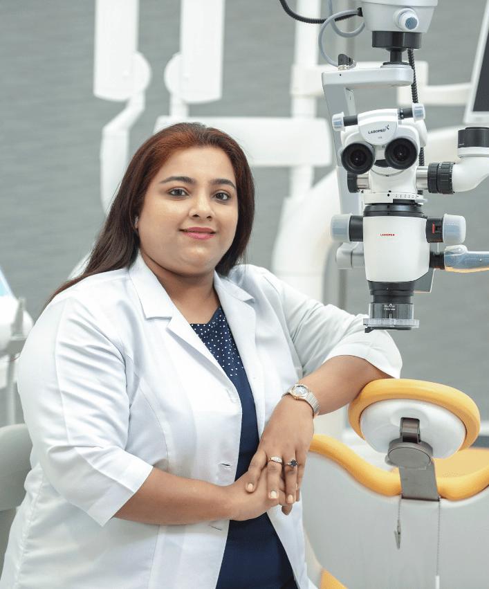 Rekha-Specialist Endodontist